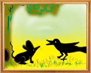 The Crow-Rat Discourse